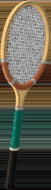 Raqueta vintage