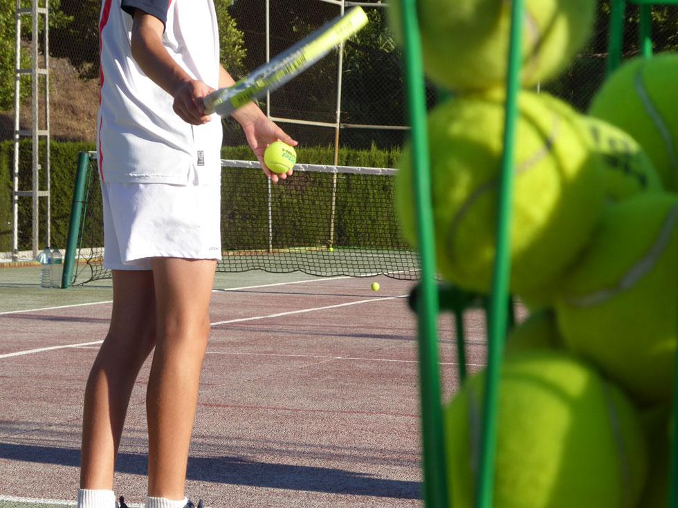 Clases de tenis Cortijo Alto