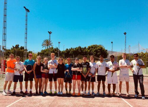 Tennis Classes in Malaga City